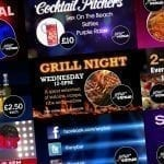 5 Top Tips for Creating Effective Digital Signage