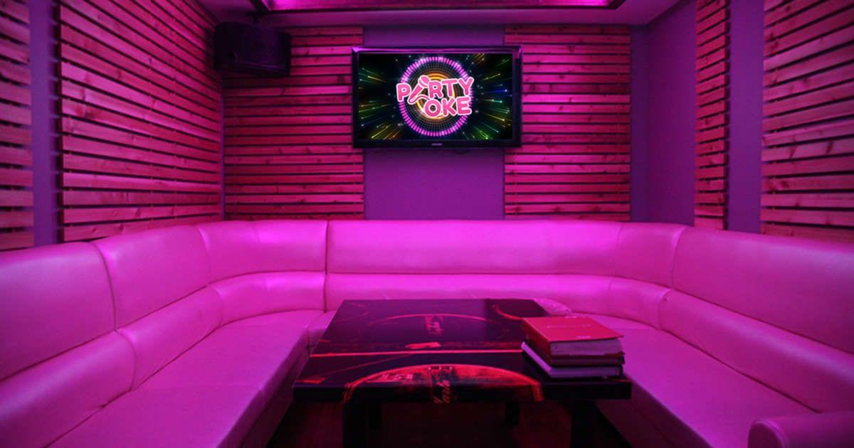 Private Room Karaoke